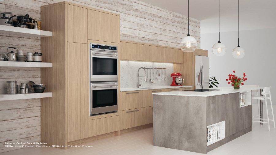 Fine Italian Kitchen Cabinetry
